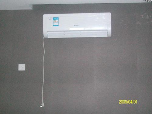 分体落地式空调机安装步骤