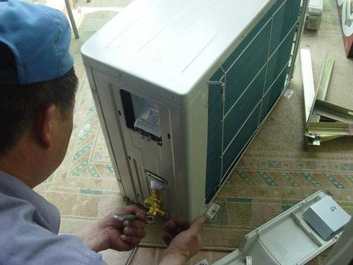 通州空调安装步骤?